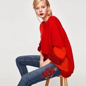 ZARA Trafaluc denimwear size 4